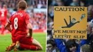 Steven Gerrard Liverpool 2014