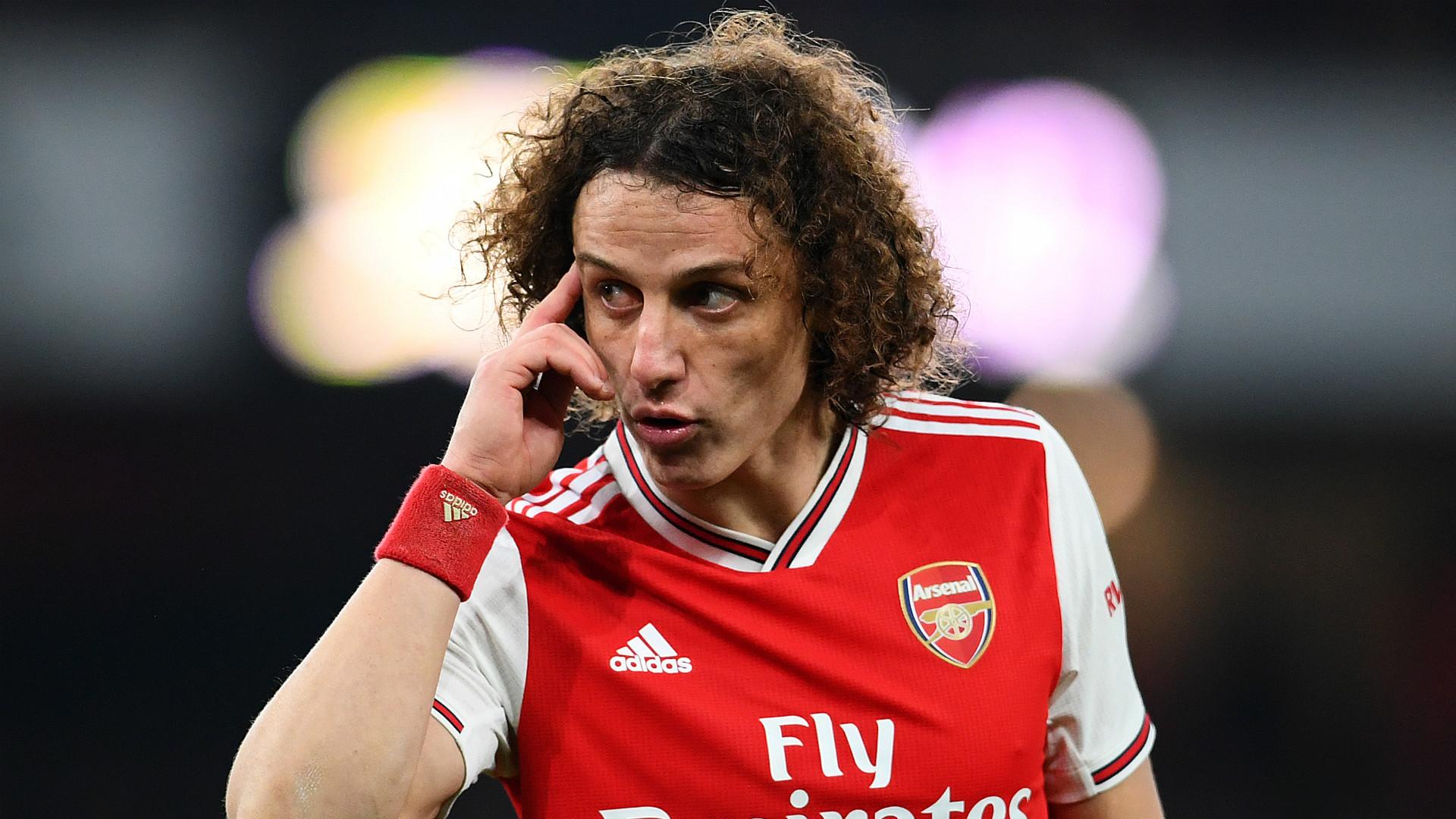 David Luiz: I won't stop until Arsenal are successful & trophies ...