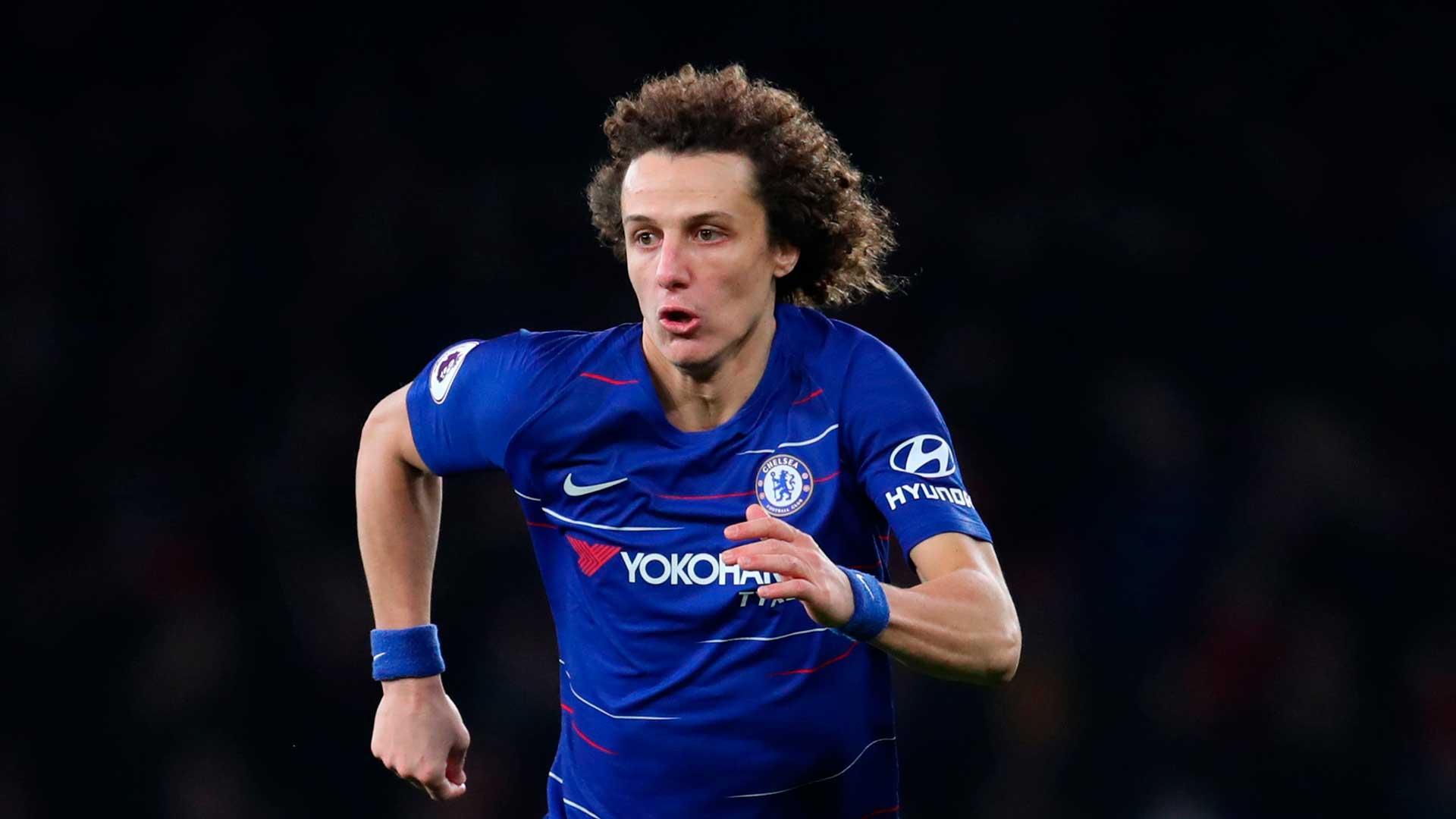 Chelsea Transfer News: David Luiz Poised To Pen One-year