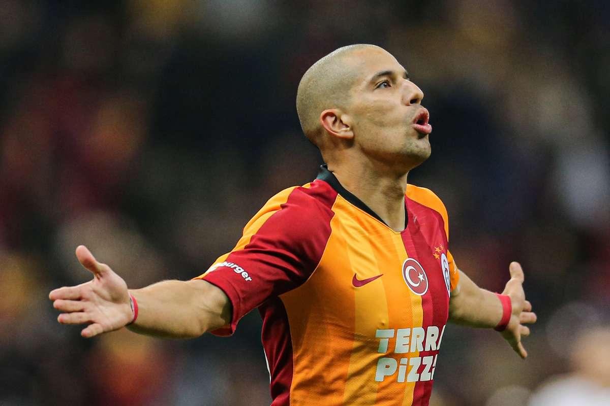 Sofiane Feghouli: Kendimi Galatasaray Ile Özdeşleştiriyorum   Goal.com