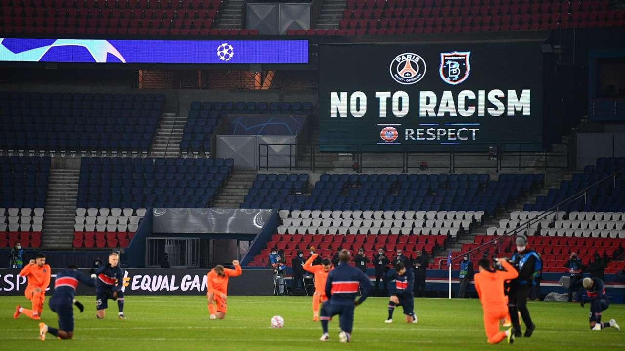 PSG Istanbul Basaksehir pregame