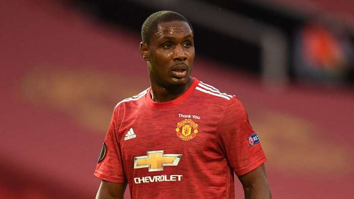 Odion Ighalo, Man Utd