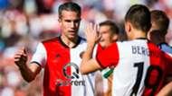 Robin van Persie, Feyenoord, Eredivisie 09022018