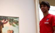Joao Felix Museo del Prado