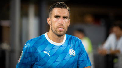 Kevin Strootman Olympique Marseille 07212019