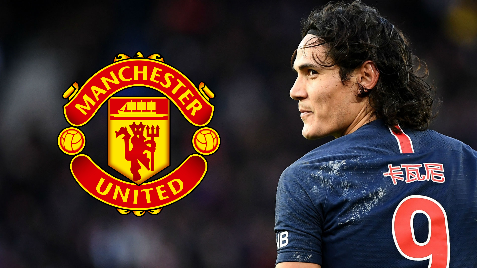 cavani reveals great pride after being handed no 7 shirt at manchester united goal com cavani reveals great pride after