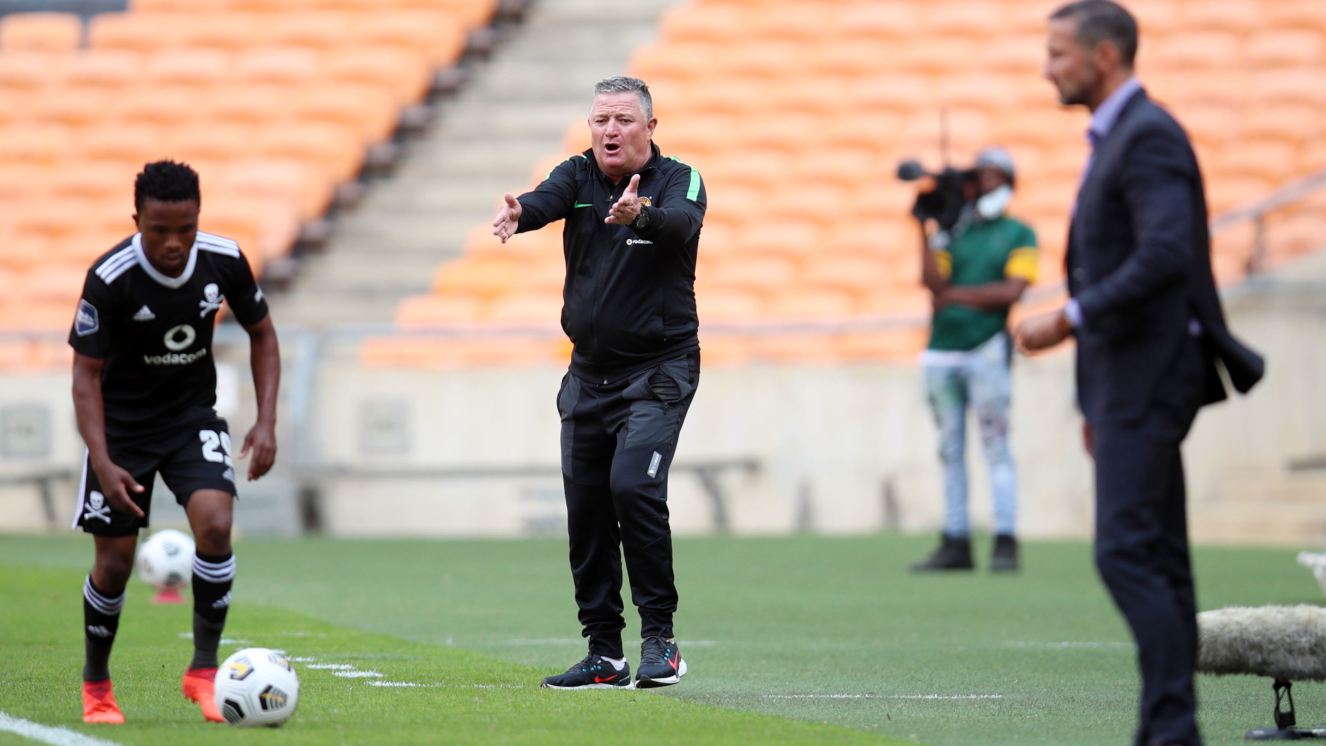 'We should be up for every game' – Hunt cautions Kaizer Chiefs players ahead of Mamelodi Sundowns clash | Goal.com