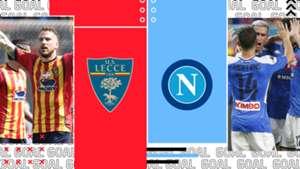 Lecce-Napoli tv streaming