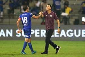Mumbai City FC coach Alexandre Guimaraes