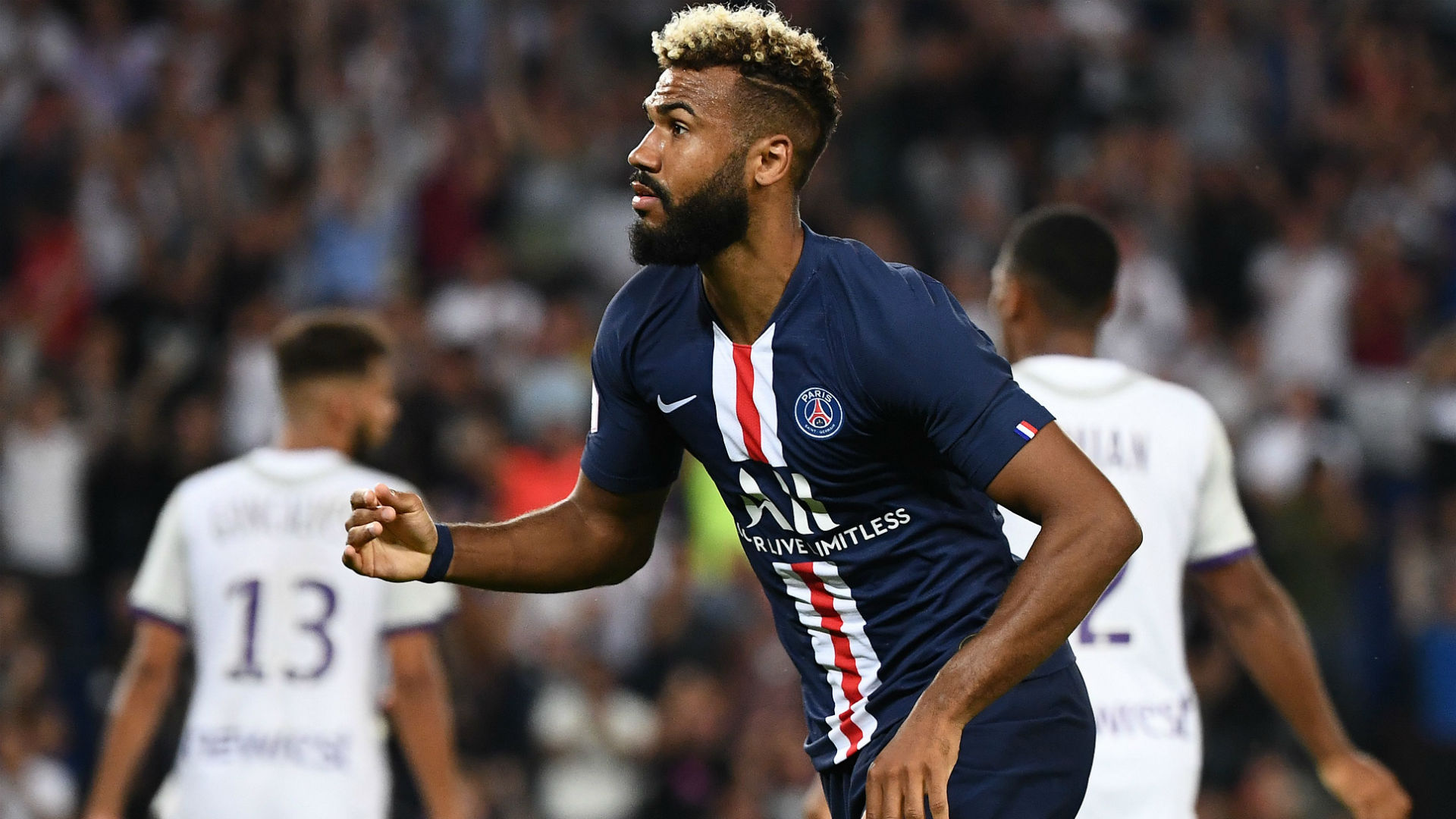 PSG's Choupo-Moting happy to start 2020 with victory and a goal