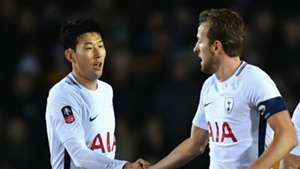 Heung-Min Son Harry Kane Tottenham