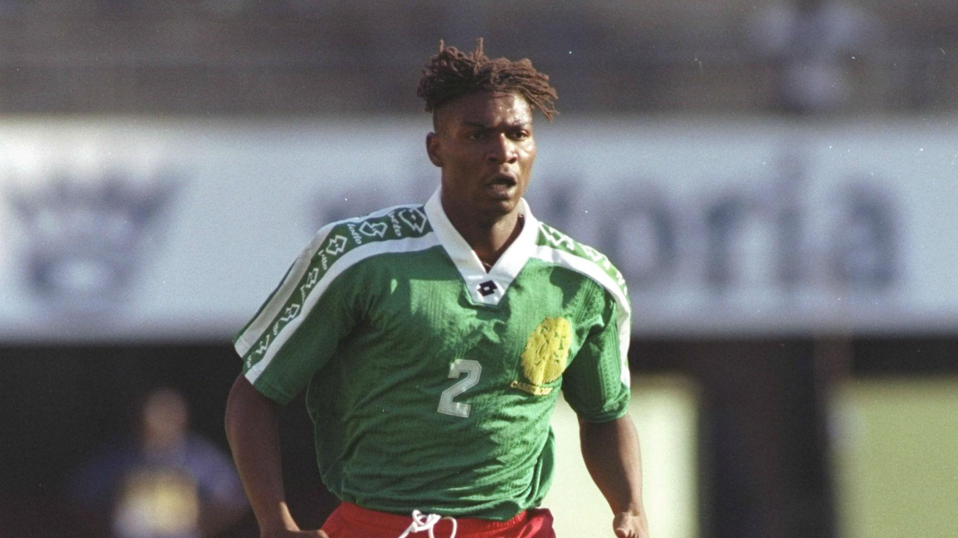 Rigobert Song Cameroon 1997