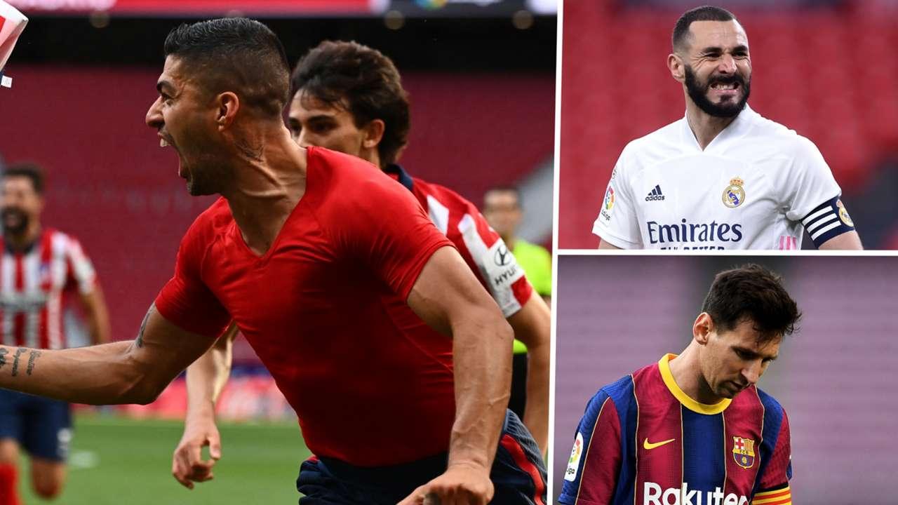 Suarez Benzema Messi GFX