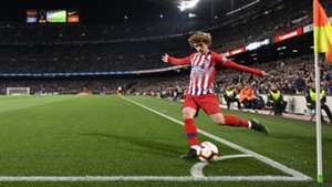 Antoine Griezmann Atletico Madrid Barcelona
