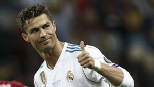 Cristiano Ronaldo Real Madrid Champions League final 2017-18