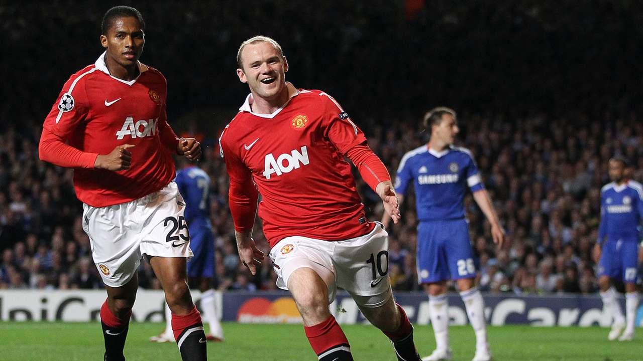 Chelsea Manchester United 2011 Champions League