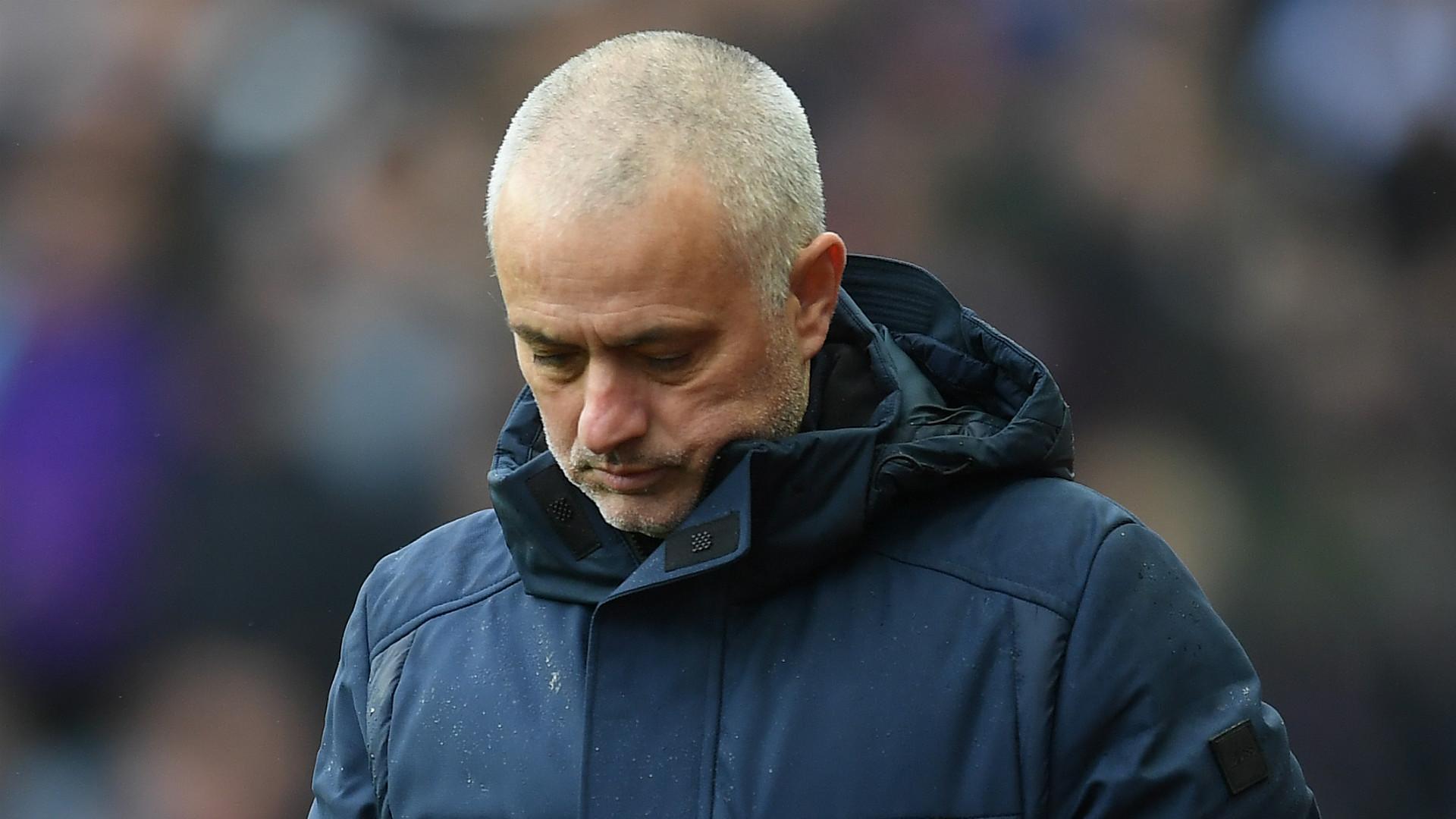 Mourinho's Spurs are not ready to match last season's Champions League achievements