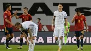 Spagna-Germania 6-0: Ferran Torres show, 'Roja' a valanga e ...