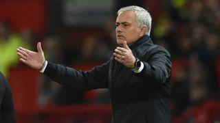 Jose Mourinho Man Utd vs Tottenham 2019-20