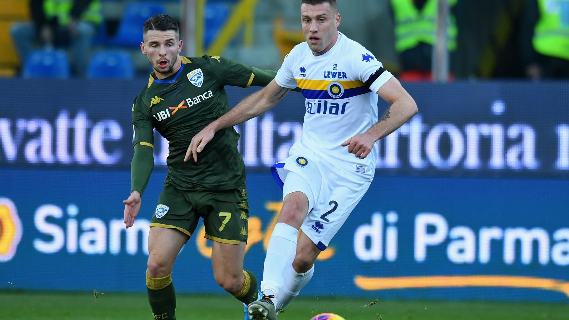 Serie A: Brescia-Parma 1-2