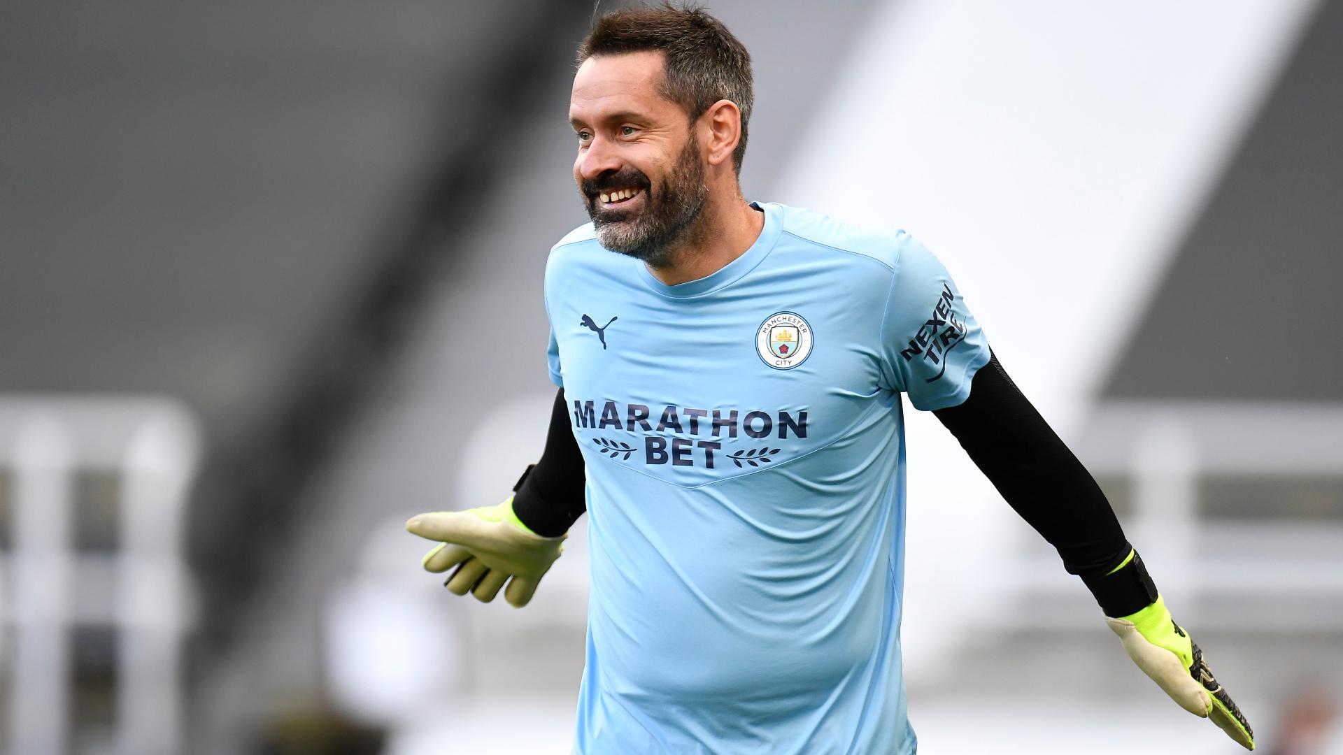 Carson titolare nel Manchester City: prima presenza in Premier da ...
