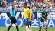 Casemiro Brazil Mexico FIFA World Cup 2018