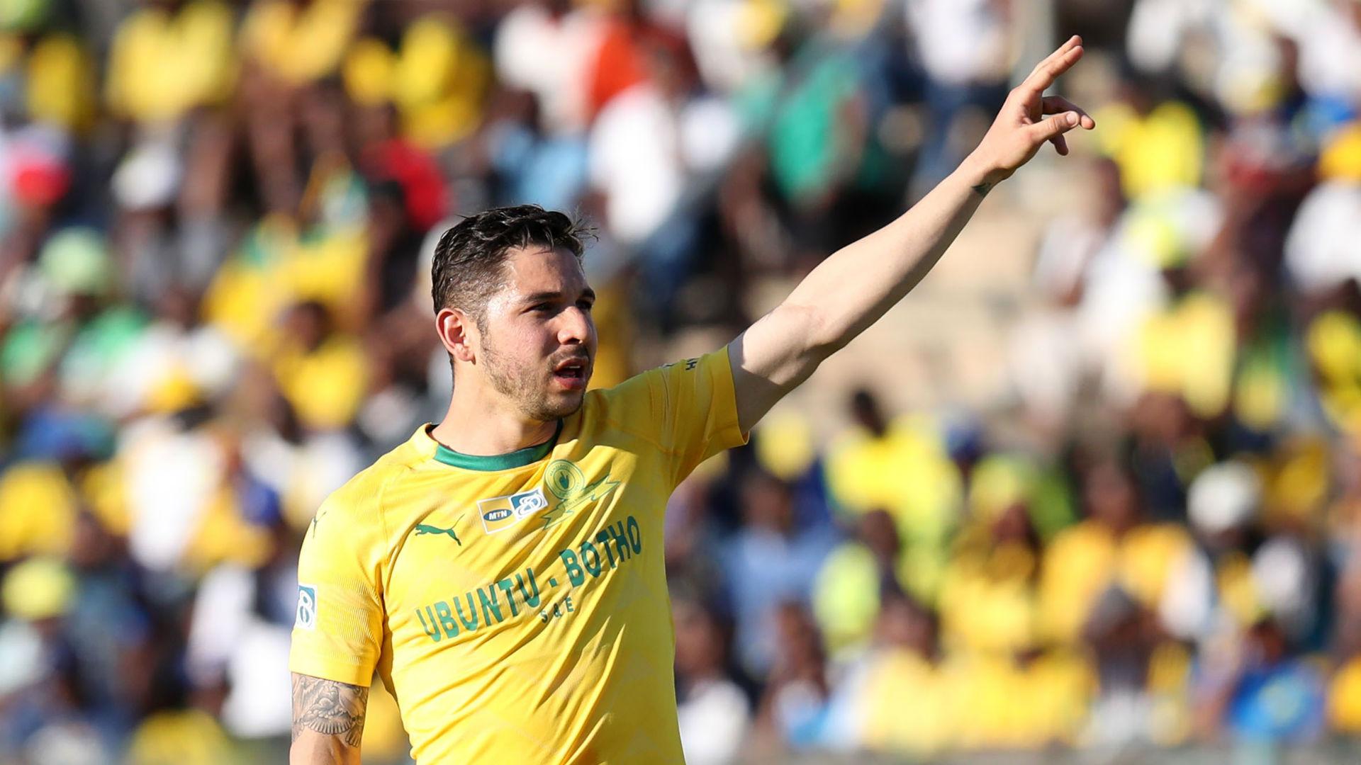 Meza: Maritzburg United unveil former Mamelodi Sundowns midfielder