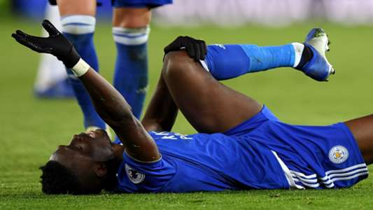Daniel Amartey: Leicester City boss Rodgers on Ghana defender's new injury
