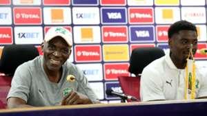 Ibrahim Karama & Serge Aurier, Ivory Coast, June 2019