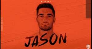 Jason, fichado por el Valencia