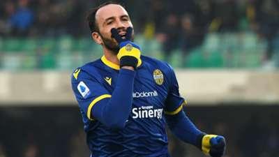 Pazzini Verona Serie A