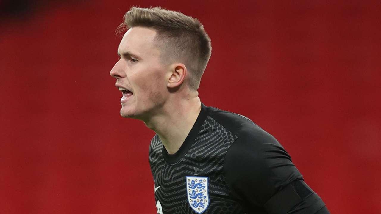 Dean Henderson England 2020-21