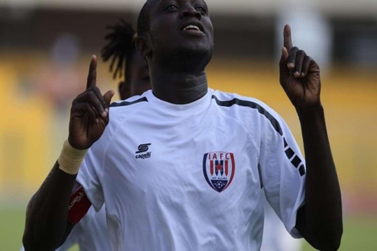 Victorien Adebayor Inter Allies 2019-20
