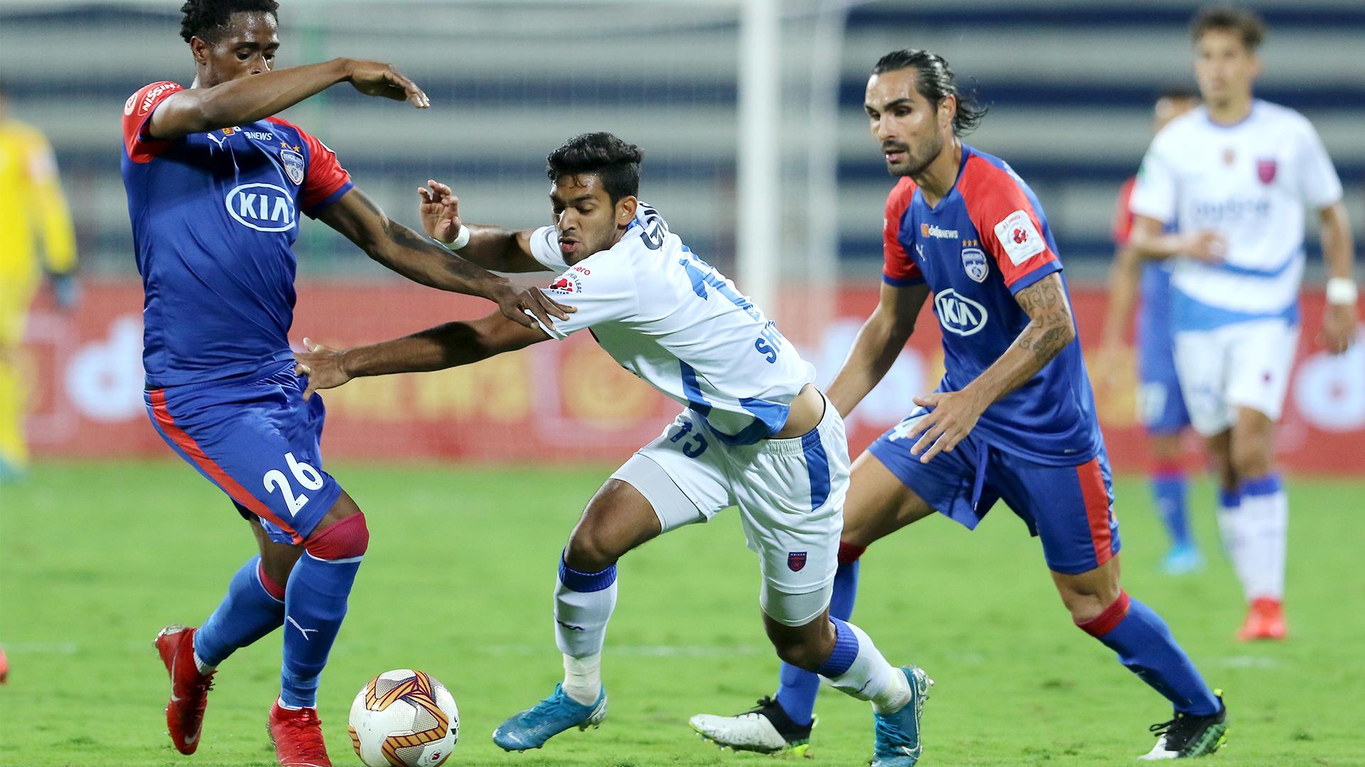 Shubham Sarangi Odisha FC