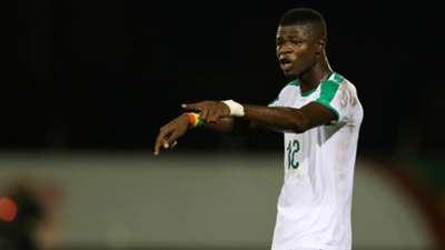 Khadim Diaw of Senegal