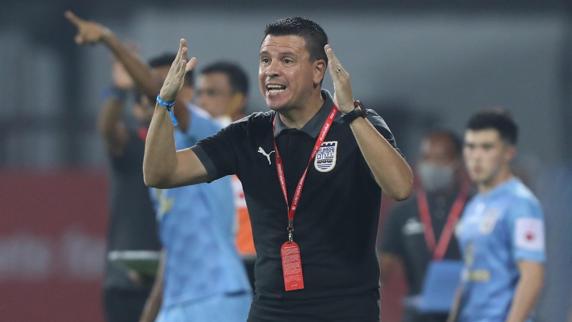 Sergio Lobera: Khalid Jamil's NorthEast United play attacking football