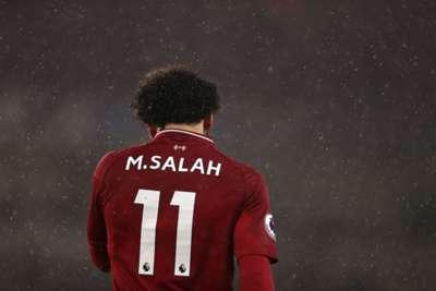 Mohamed Salah Liverpool Wolverhampton 21122018