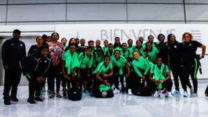 Super Falcons in France for World Cup