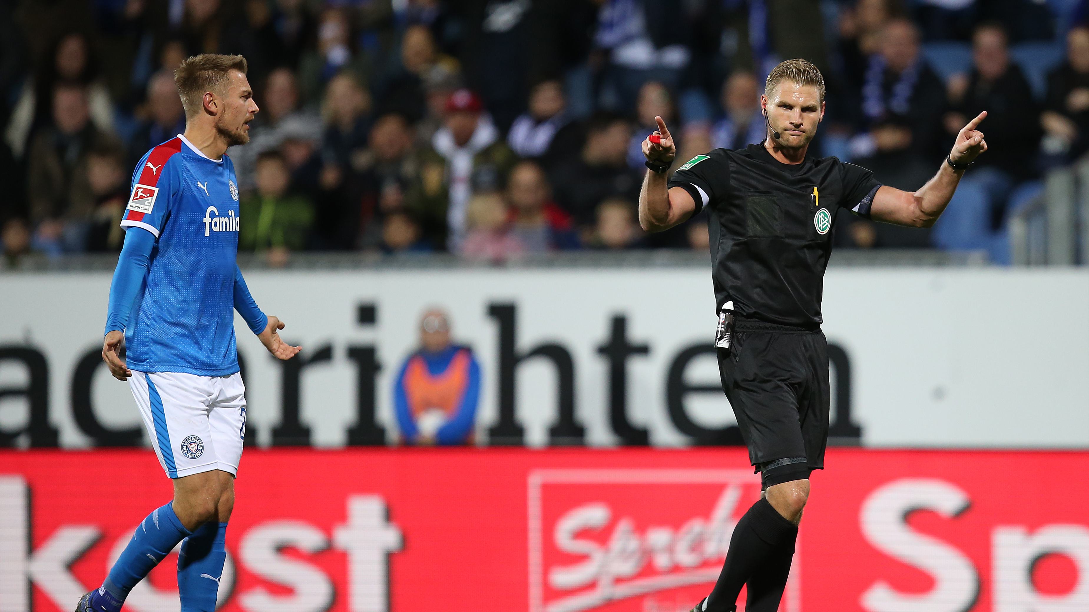 Substitute Concedes Crazy Penalty Without Playing A Minute In Germany Goal Com