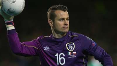 Most capped Europeans Shay Given