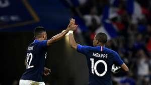 Kylian Mbappe France USA Friendly 09062018