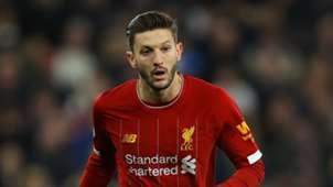 Adam Lallana Liverpool 2019-20