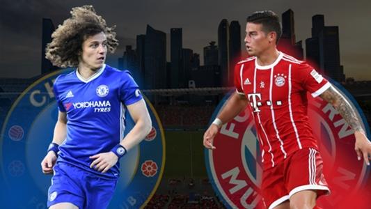 Chelsea Bayern Dazn
