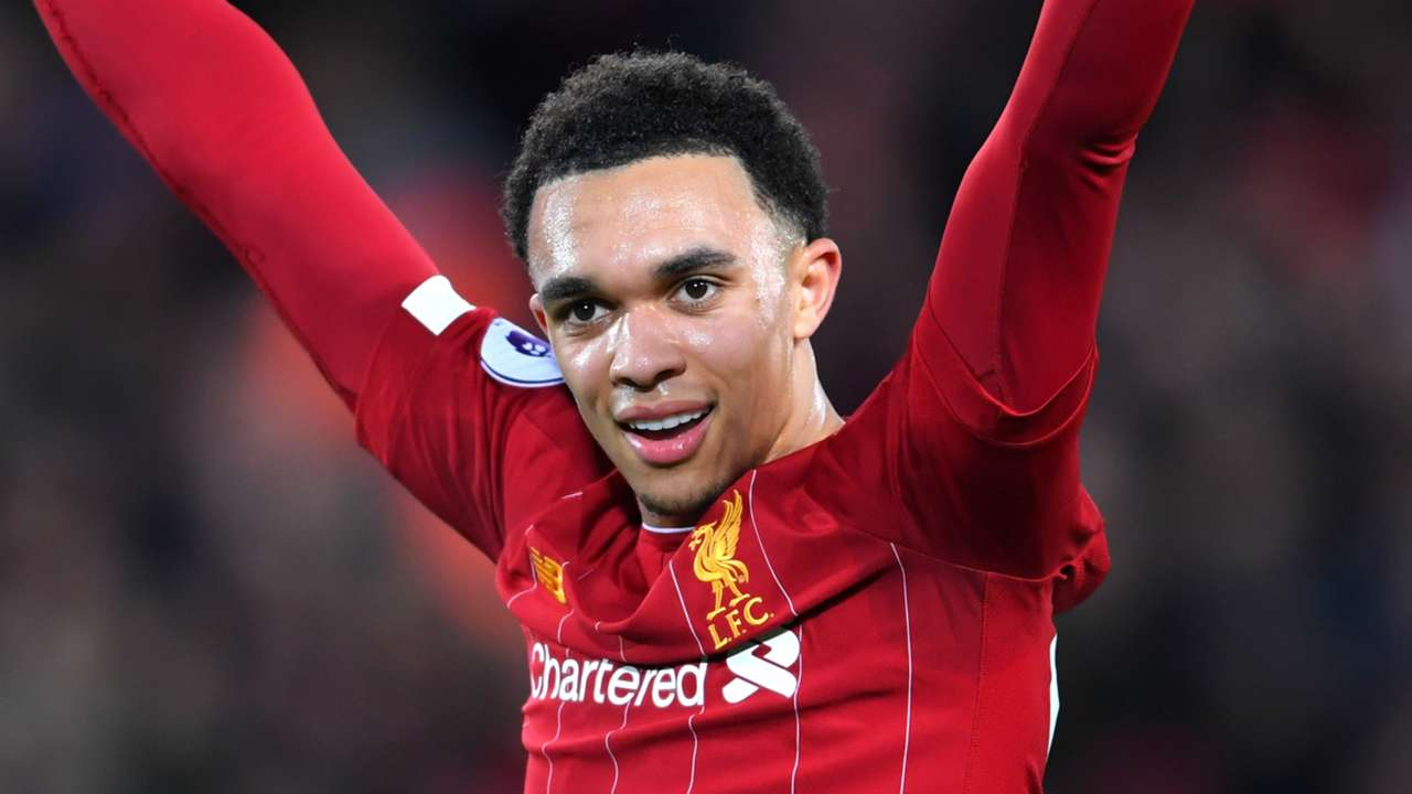 Trent Alexander-Arnold Liverpool 2019-20