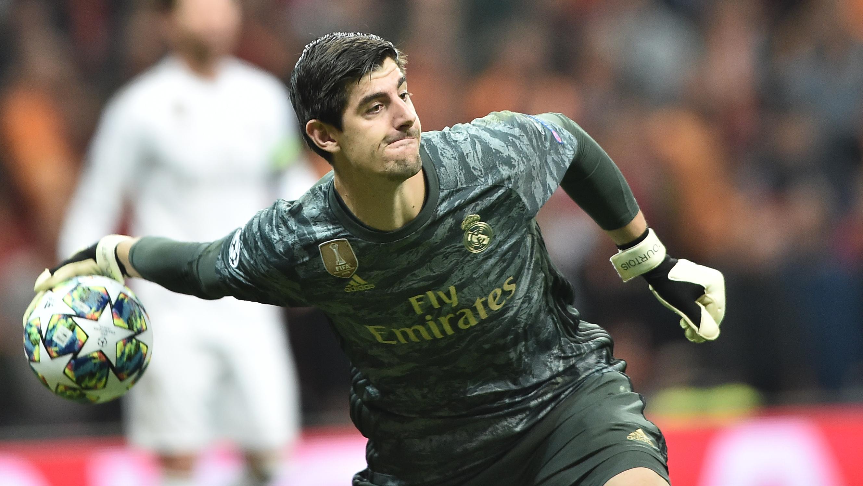 Courtois: Real Madrid will keep fighting to win La Liga