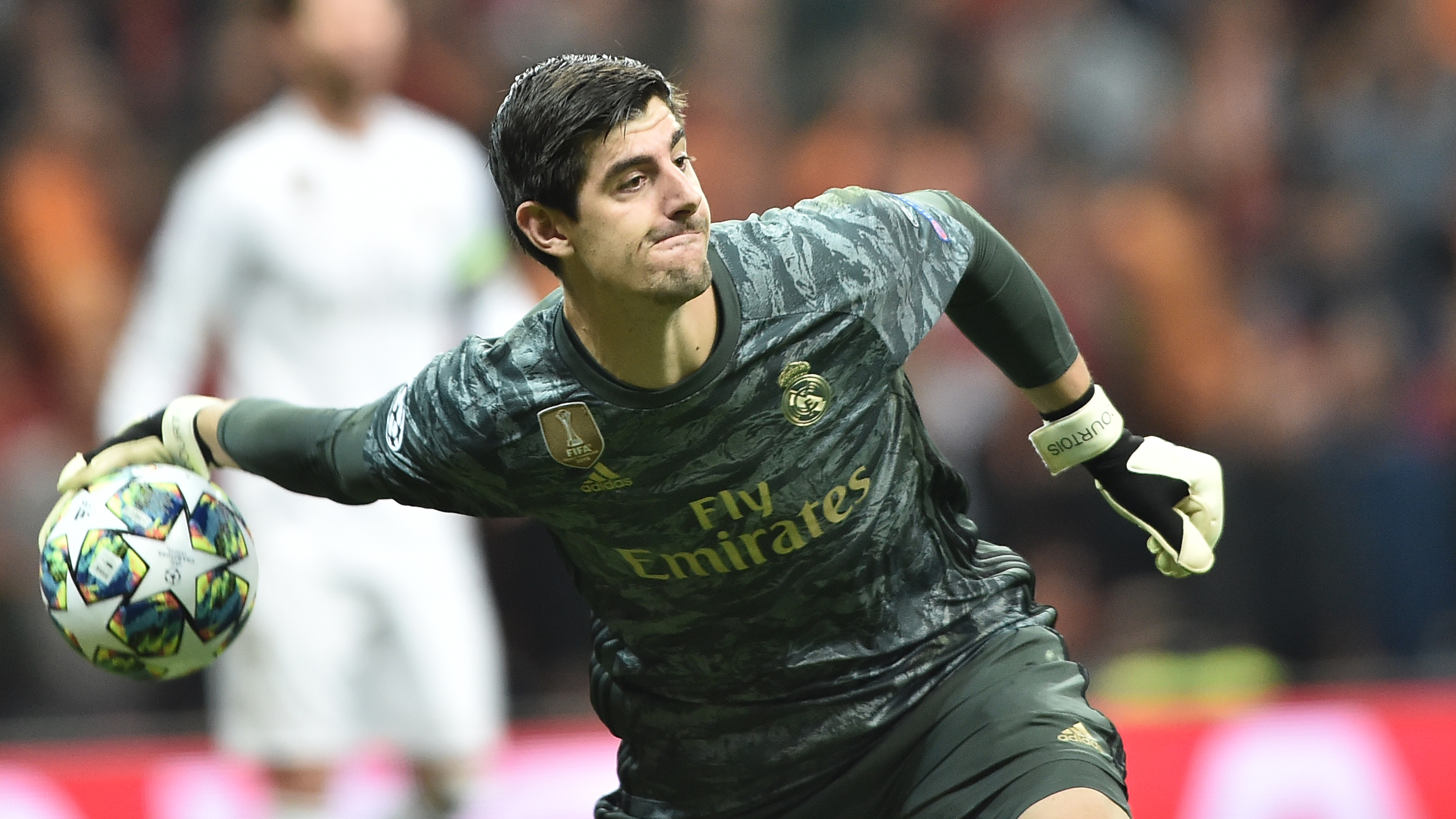 Courtois: I Never Lost Confidence In Myself At Real Madrid