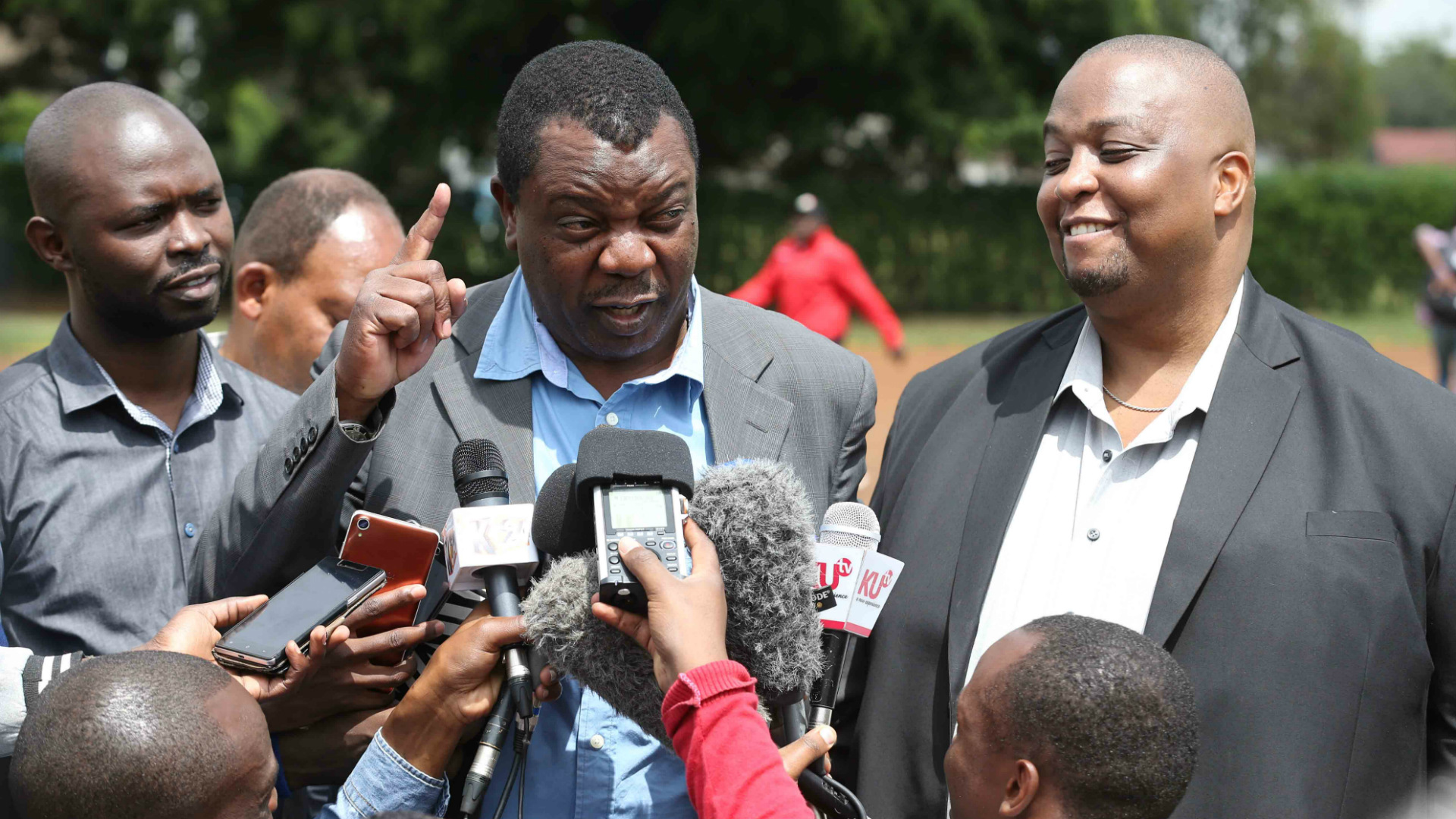 Mwachiro: FKF presidential aspirant reveals need to incorporate ex-players in leadership