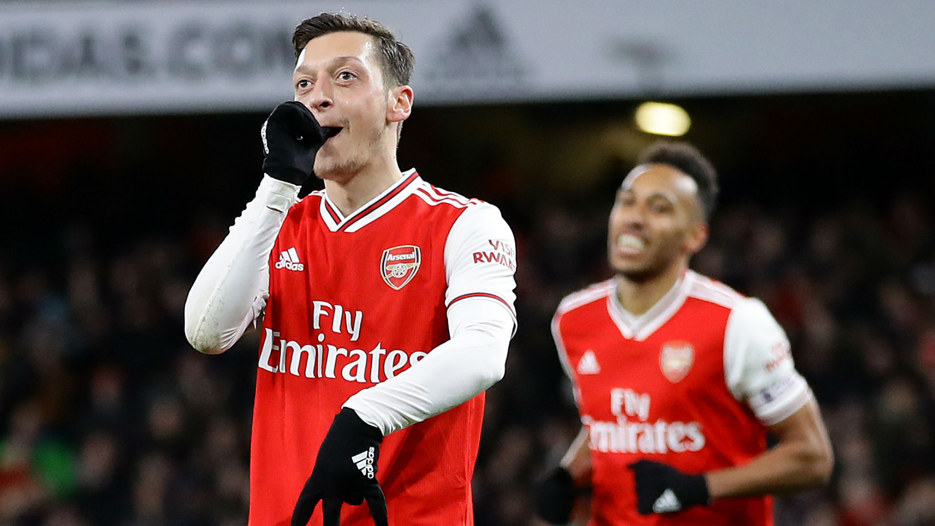 Arsenal Set Premier League Passing Mark In 4 0 Thrashing Of Newcastle Goal Com