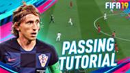 FIFA 19 Passing tutorial