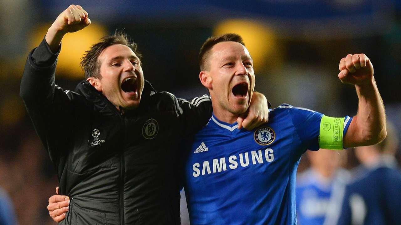 Frank Lampard John Terry Chelsea